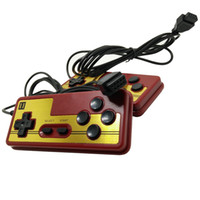 ingrosso line controller-Nostalgia Special gamepad, gestire il gamepad NES 9 pin controller di gamme controller di linea lunghezza 1,8 metri 1 coppia