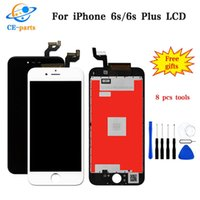 Wholesale test digitizer - Tianma AAA Quality Pantalla For iPhone 6S 6 plus 6S plus LCD Display Touch Screen Digitizer Parts Assembly 100% Testing No Dead Pixels