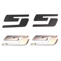 ingrosso nuovi oggetti in plastica-I NUOVI articoli di promozione 20Sets / lot liberano il distintivo dell'emblema degli ss dell'ABS di trasporto
