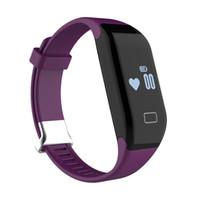 лучшие умные часы оптовых-Smart Watches 2018 New H3 Relogio Heart Rate Monitor Pedometer Calorie Sleep Monitor Best Price Hot Handy Watch