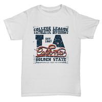 бейсбольная футболка печать оптовых-США колледж баскетбол бейсбол футбол спорт 90-х фильм фильм TUMBLR 2 футболка О-образным вырезом мода печатных мужская хлопок футболка шею мужчины