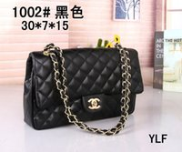 Wholesale flowers wallets for women for sale - 2018 new Sale Fashion Vintage Handbags Women bags Designer Handbags Wallets for Women Leather Chain Bag Crossbody and Shoulder Bags1002