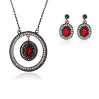 Wholesale choker necklace metal enamel online - New Vintage Statement Austria Crystal Metal Enamel Jewelry Butterfly Necklace Choker Collar Pendant For Women Wedding Jewelry
