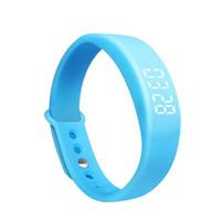 modelos de relógio feminino venda por atacado-Skyblue Mulheres Led Silicone Esporte Pulseira Relógio Eletrônico Relógio de Pulso Moda Feminina Relógios Novo Design Relógio Hot Handy Pulseira
