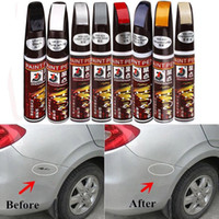 Wholesale clear coat applicator - Car Repair Paint Pen Car Auto Coat Scratch Clear Repair Paint Pen Touch Up Remover Applicator Tool HHA50