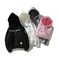 Wholesale men s cashmere turtlenecks - Classic brand embroidery hoodie with cashmere turtleneck sweater and a couple