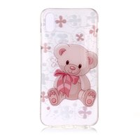 Wholesale iphone cherry blossom cases online – custom Soft TPU Cover For iPhone XS XS Max Case High transparent Cherry Blossom series design Silicone Mobile Phone Cases Covers
