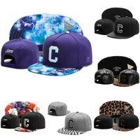 pink gray snapback 2018 - Black Youth Men Women Caps Snapback Hip-hop Hat Cap Basketball Snapbacks Hats Cayler and Sons Corner Casual Gray Baseball Hats Letter C