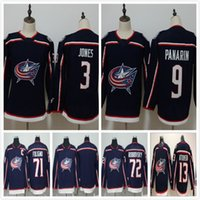 2018 Columbus Blue Jackets Mens Women Youth Seth Jones 9 Artemi Panarin 13  Cam Atkinson 71 Nick Foligno 72 Sergei Bobrovsky Hockey Jersey 160767e95