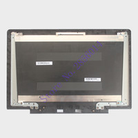 обложка ideapad оптовых-New LCD top cover case For Lenovo Ideapad 700-15 700-15isk Laptop LCD Back Cover Black