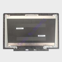 cubierta ideapad al por mayor-Nuevo caso de la cubierta superior del LCD Para Lenovo Ideapad 700-15 700-15isk Portátil LCD cubierta trasera Negro