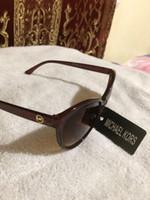 Wholesale M Glasses - U.S.A m brand k sunglasses 2771 with logo women new multicolor full frame eyewear Hot sell female fashion cateye sun glasses