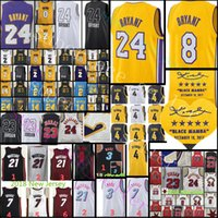 Wholesale ball stops - New 2 Lonzo Ball 24 Kobe Bryant 0 Kyle Kuzma 14 Ingram Jersey 2018 Men's 24 Lauri Markkanen 8 ZachLaVine23 Michael Jerseys mamba