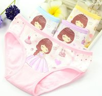 Wholesale Toddlers Panties - Baby Toddler Girls Soft Underwear Cotton Panties For Girls Kids Short Briefs Children Underpants