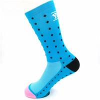 Wholesale wave socks for sale – custom Men Sport Running Cycling Designer Socks Portable Football Stockings Stink Prevention Hosiery Ventilation Sock Wave Point Fashion yk dd