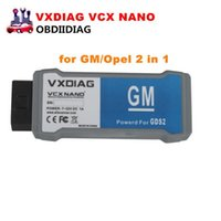 Wholesale Opel Gm Mdi - 2018 VXDIAG VCX NANO for GM Opel Multiple GDS2 and TIS2WEB Diagnostic Programming System for GM better than MDI  TECH2