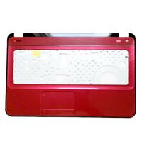 ingrosso tastiera nera hp pavilion-Ori Laptop Keyboard Bezel per HP Pavilion serie g7 g7-2000 Palmrest Top Cover Upper Case rosso 685128-001 Blu Nero