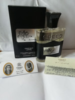 New Creed incense perfume for men120ml with long lasting time good smell high quality free shopping
