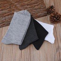 schönes paar groihandel-Baumwollmischung 20 Stück = 10 Paar Winterbaumwoll-Herrensocken Hochwertige Socken und preiswerte Einzelfarben Herrensocken Standard