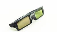 3d gözlük projektör toptan satış-Hindotech Profesyonel Evrensel DLP LINK 3D Deklanşör DLP Projektör Için Aktif Shutter 3D Gözlük