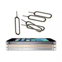 sim aksesuarlar toptan satış-Cep Telefonu Sim Kart Pin Evrensel Cep Taşınabilir Mini Aracı Aksesuarları Moda Cep Telefonu Sim Kart Pimleri Yeni