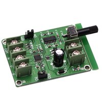 Wholesale dc motor board - New 5V-12V DC Brushless Driver Board Controller For Hard Drive Motor 3 4 Wire -4XFC Drop Shipping