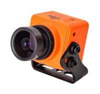 rc servo torque al por mayor-RunCam Swift Mini 2 600TVL Cámara OSD PAL integrado con soporte de lente 2.1mm / 2.3mm para RC Quad Drone FPV Quadcopter