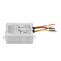 Wholesale dc 24v 5a resale online - VBESTLIFE Compact Power Supply Converter DC V to DC V Step Down A W Power Converter Adapter for Auto Car Truck