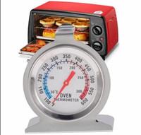 pasta ölçme araçları toptan satış-100-600F dial mutfak fırın termometre sıcaklık ölçüm cihazları ısıya dayanıklı kek pişirme araçları kek Malzemeleri KKA5646