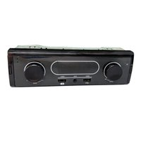 Wholesale car stereo oem - factory OEM wholesale customed package short body FM car radio music mp3 player with 3 USB port