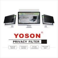 monitor de filtro de privacidad al por mayor-YOSON 25 / 25.5 / 26/27 / 27.5 / 28 pulgadas Pantalla de monitor LCD Filtro de privacidad / película anti pío / película anti reflejo / película anti espía