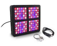 mejores luces de panel led al por mayor-3 Modo 300W Full Spectrum LED Grow Panel Lamp Suficiente planta LED Grow Light Mejor para sistemas con flor hidropónica Planta en flor