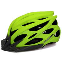 capacete ajustável venda por atacado-Ultraleve Capacete de Bicicleta Com Luz Da Cauda Levou Protetor Solar Moda Capacetes De Segurança Ciclismo Ajustável Equitação Peças de Montagem Colorida jj
