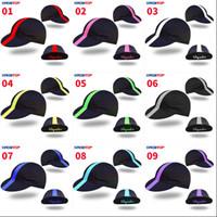 chapeaux cyclistes achat en gros de-RAPHA Hommes Femmes Top qualité Casquettes De Cyclisme Écharpes Chapeaux VTT ROUTE Vélo Équipe D'équitation Ciclismo Head wear VTT Casque De Vélo à L'intérieur Cap OEM ODM