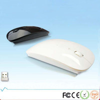 2ce7162736f thin mouse 2019 - Charging Wireless Mice 2.4g Mouse Cordless Mouse Button  Ultra-thin
