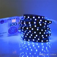 5050 Chip UV LED Light Strip 300 Led UV 395-410nm Led Strip DC 12V Led Tape Cabinet Lampada impermeabile / Non impermeabile