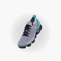 Wholesale Flooring Concrete - 2018 Air Cushion Vapormax 2.0 Mens Running Shoes For Men Sneakers Fashion Athletic Sport Shoe Vapor Hiking Jogging Walking Outdoor Run Shoe