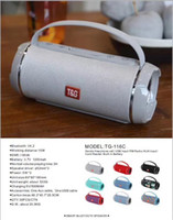 Wholesale portable mp3 player price for sale - TG113 TG116 TG117 TG126 Factory Price Cheap Wireless Bluetooth Speaker Mini Protable Stereo Subwoofer Loudspeaker Mp3 Music Player
