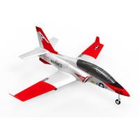 Wholesale r plane - Goshawk T45 NAVY HSD Viper plane R C 64mm EDF Jet 950mm EPO Kit