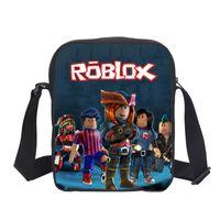 cc22d1964fe3 Anime Cartoon Roblox 3D Printing Small Crossbody Bags For Girls Boys Sling Bags  Casual Shoulder Messenger Children