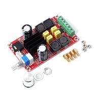 condensateurs de puissance achat en gros de-Livraison gratuite! 1pc / lot XH-M189 TPA3116D2 Carte de l'amplificateur de puissance numérique à double canal surtension stéréo de grande capacité Condensateur Audio Amplif