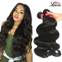 Wholesale Indian Remy Hair Weave Wholesale - Grade 8A Brazilian Body Wave Unprocessed Brazilian Virgin Hair Body wave Human Hair Extension Cheap Peruvian Malaysian Remy Hair Bundles