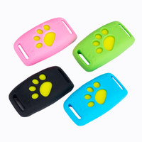 Wholesale dog tracking collars resale online - Smart Waterproof Mini Pet GPS Tracker Collar For Dog Cat Positioning Geo Fence Movement Alarm Track Device