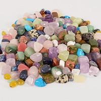 150g Beautiful colorful mix rock mineral agate Natural Palm stones Tumbled stone Crystal Reiki Quartz Healing Chakra