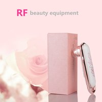 Wholesale Intelligent Skin - RF equipment - hand-held face-lift instrument   home beauty equipment - goddess anti-aging instrument   intelligent temperature controller