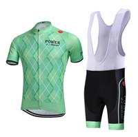 tur france jersey top toptan satış-Toptan kısa kollu bisiklet jersey setleri Bahar Sonbahar Tour de France Bisiklet aşınma bisiklet maillot ciclismo Bisiklet 9D ped