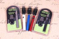 innokin cool fire box mods großhandel-Vertex LO VV Batterieladegerät-Kit 350 mAh CO2-Öl Vorheizen Batterie E Zigaretten Vape Pen Fit 510-Gewindezerstäuber CE3 Tank G2 Patronen
