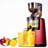 Wholesale juice maker machine steel online - 80CM Wide Slow Juicer Low Speed Juice Extractor Fully Automatic Juice Maker Keep nutrition Juice Machine