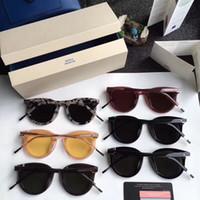 Wholesale gm series - New V Brand Fashion High Quality Men's Woman See Saw Series GM Sunglasses Top Quality Design Original Box