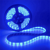 Wholesale self adhesive led lighting - SENCART Flexible LED light bar 300 LED warm white white green yellow blue red remote control   RC cutable dimmable self-adhesive suitable no